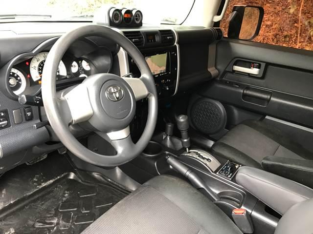 2009 Toyota FJ Cruiser 4x4 4dr SUV 5A - San Antonio TX