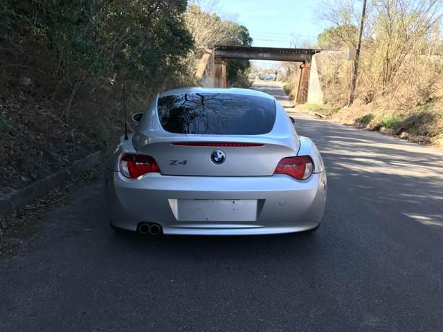 2007 BMW Z4 3.0si 2dr Hatchback - San Antonio TX
