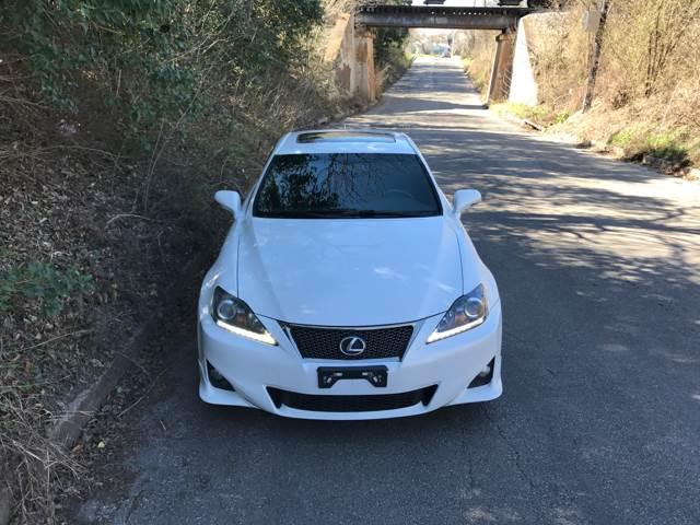 2013 Lexus IS 250 4dr Sedan - San Antonio TX