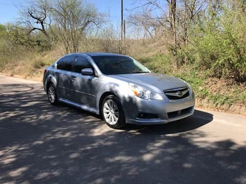 2012 Subaru Legacy for sale in San Antonio,, TX