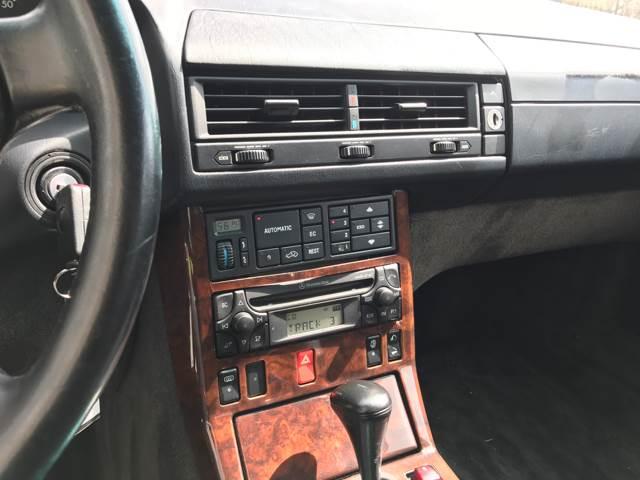1994 Mercedes-Benz SL-Class SL 320 2dr Convertible - San Antonio, TX