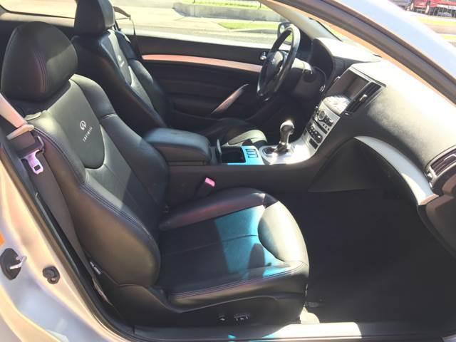 2008 Infiniti G37 Journey 2dr Coupe - San Antonio, TX