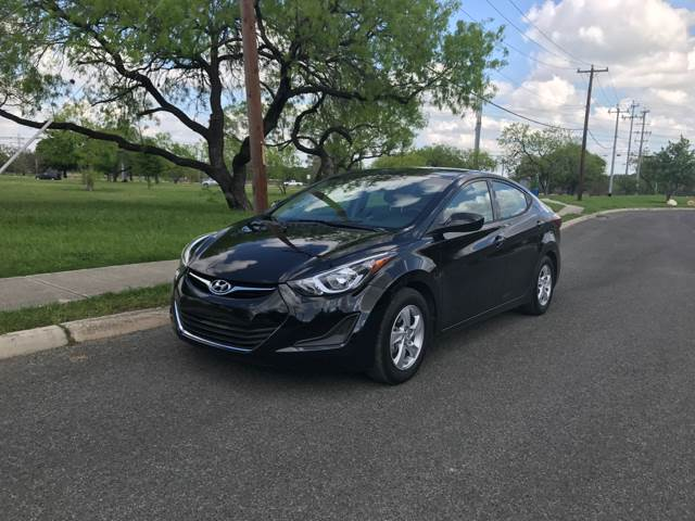 2015 Hyundai Elantra SE 4dr Sedan - San Antonio TX