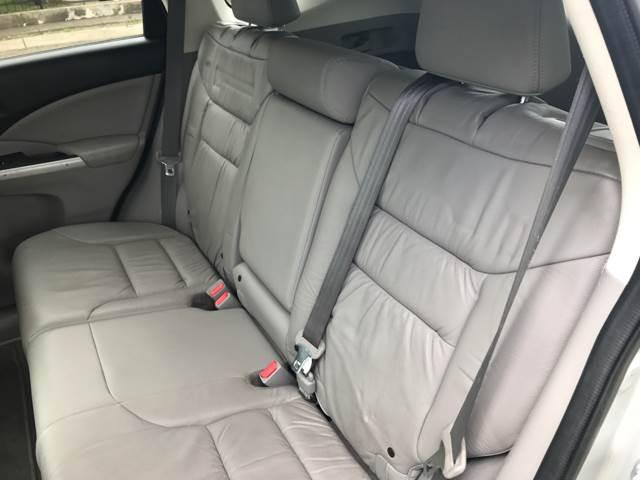 2013 Honda CR-V EX-L 4dr SUV w/Navi - San Antonio TX