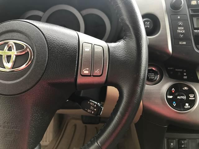 2010 Toyota RAV4 4x4 Limited 4dr SUV V6 - San Antonio, TX