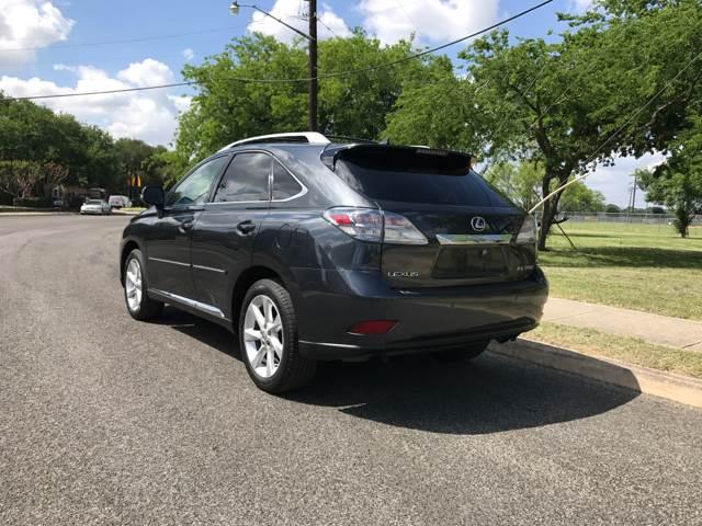 2010 Lexus RX 350 4dr SUV - San Antonio, TX