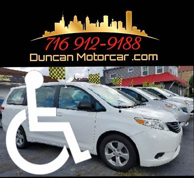 2014 Toyota Sienna for sale in Buffalo, NY