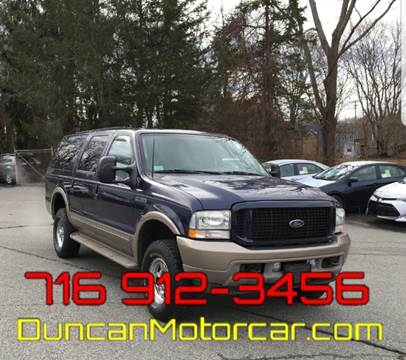 Ford Excursion For Sale In Buffalo Ny