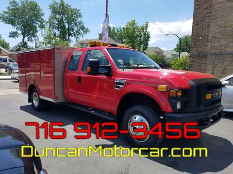 2008 Ford F-350 Super Duty for sale in Buffalo, NY