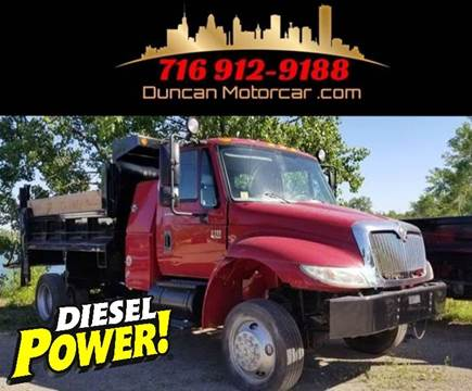 2007 International 4200 Series for sale in Buffalo, NY