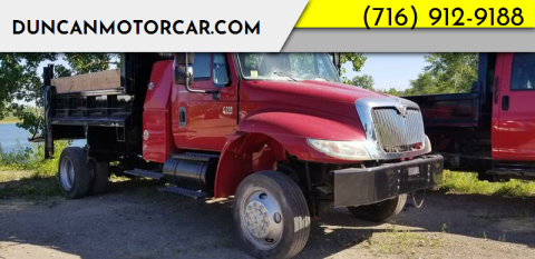 2007 International 4200 Series for sale at DuncanMotorcar.com in Buffalo NY
