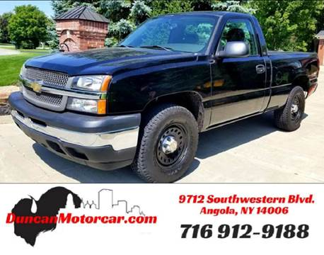 Used Chevrolet Trucks For Sale in Buffalo, NY ...