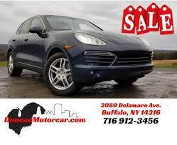 2012 Porsche Cayenne for sale in Buffalo, NY
