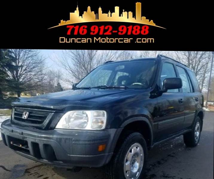 Used Volkswagen Buffalo Ny: 2001 Honda Cr-V LX AWD 4dr SUV In Buffalo NY