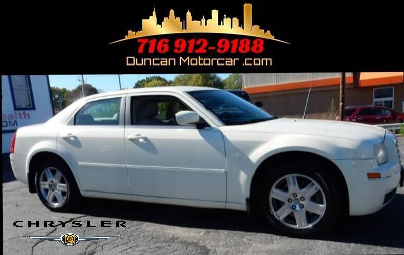 2006 Chrysler 300 AWD C 4dr Sedan In Buffalo NY - DuncanMotorcar com