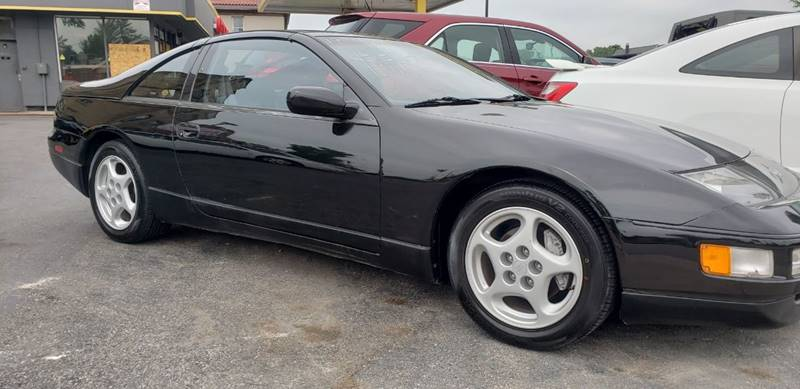 1991 Nissan 300ZX 2+2 (image 8)