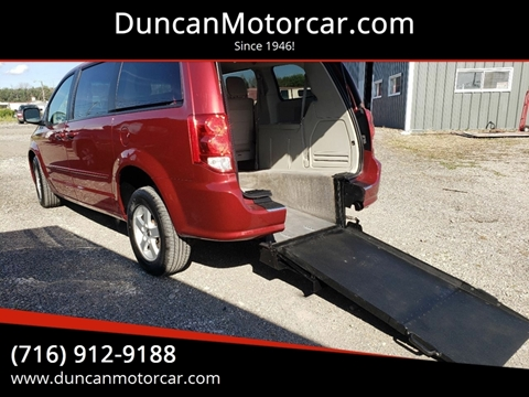 2011 Dodge Grand Caravan for sale in Buffalo, NY