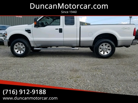 2008 Ford F-250 Super Duty for sale in Buffalo, NY