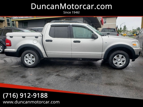 2008 Ford Explorer Sport Trac for sale in Buffalo, NY