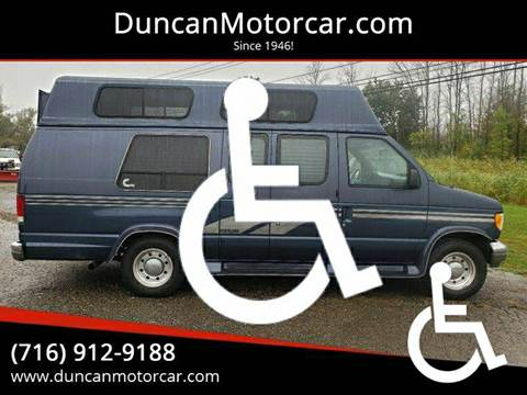 1996 Ford E-Series Cargo for sale in Buffalo, NY