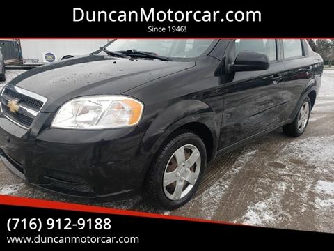 Used Cars Buffalo >> 2010 Chevrolet Aveo For Sale In Buffalo Ny