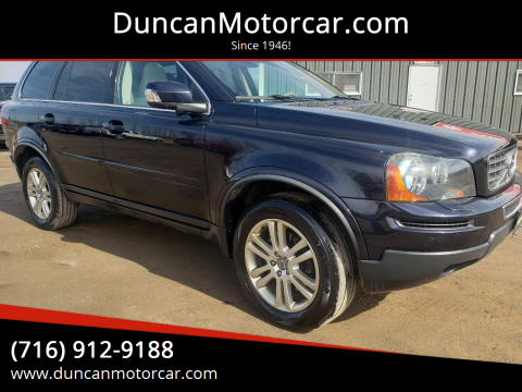2011 Volvo XC90 3.2 for sale at DuncanMotorcar.com in Buffalo NY