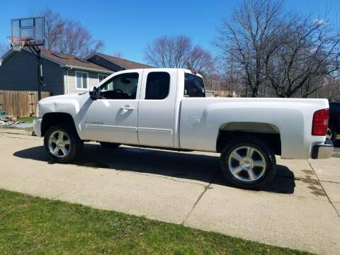 2010 Chevrolet Silverado 1500 LT for sale at DuncanMotorcar.com in Buffalo NY