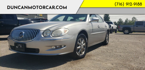 2008 Buick LaCrosse for sale at DuncanMotorcar.com in Buffalo NY
