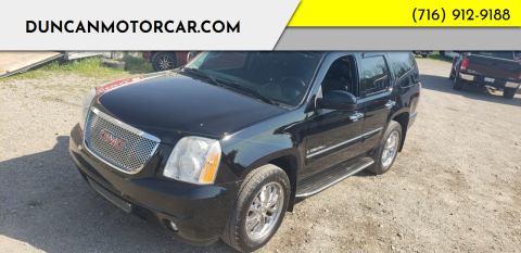 2008 GMC Yukon for sale at DuncanMotorcar.com in Buffalo NY