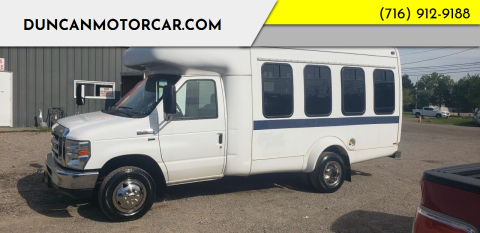 2009 Ford E-Series Chassis for sale at DuncanMotorcar.com in Buffalo NY