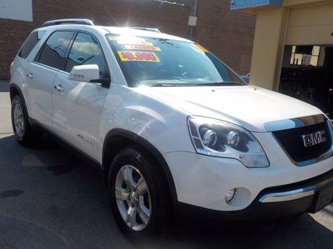 2008 GMC Acadia for sale in Midlothian, IL