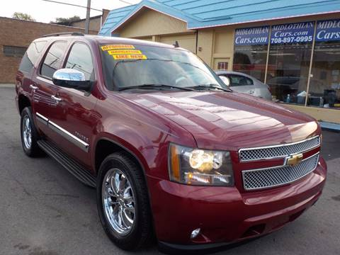 2007 Chevrolet Tahoe for sale in Midlothian, IL