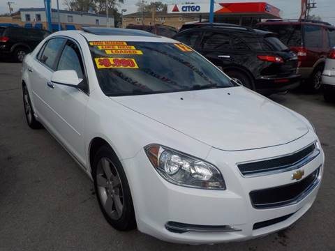 2012 Chevrolet Malibu for sale in Midlothian, IL