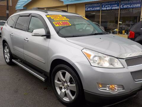 2009 Chevrolet Traverse for sale in Midlothian, IL