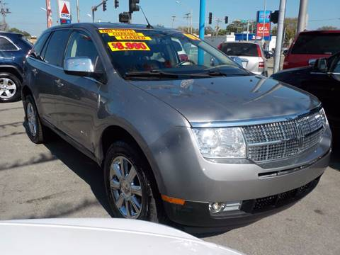 2008 Lincoln MKX for sale in Midlothian, IL