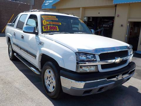 2005 Chevrolet Avalanche for sale in Midlothian, IL