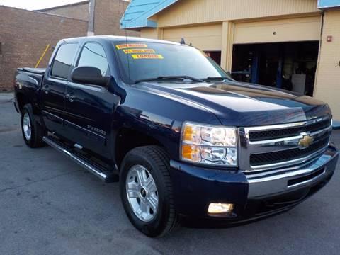 2011 Chevrolet Silverado 1500 for sale in Midlothian, IL