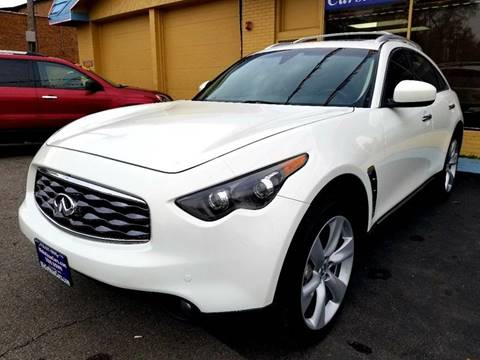 2011 Infiniti FX50 for sale in Midlothian, IL