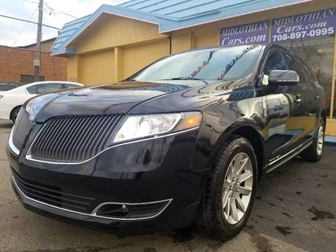 2014 Lincoln MKT Town Car for sale in Midlothian, IL
