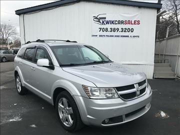 2010 Dodge Journey for sale in Midlothian, IL