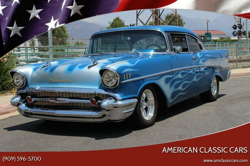 1957 Chevrolet Bel Air In La Verne Ca American Classic Cars