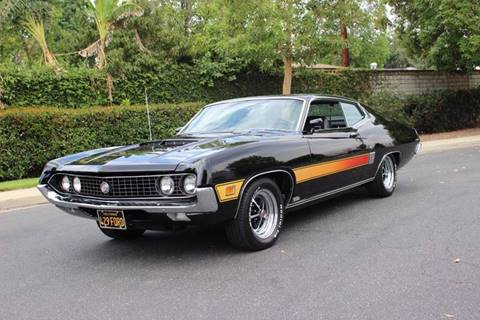 1970 Ford Torino for sale at American Classic Cars in La Verne CA