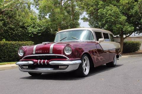 1955 Pontiac Chieftain for sale at American Classic Cars in La Verne CA