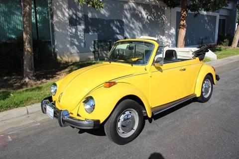 1975 Volkswagen Beetle Convertible for sale in La Verne, CA