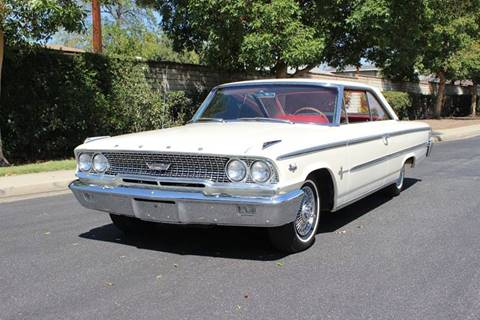 1963 Ford Galaxie 500 for sale at American Classic Cars in La Verne CA