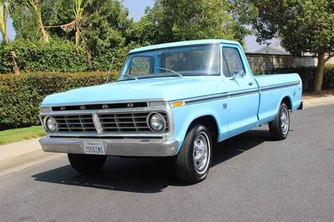 1974 ford f 100 for sale. Black Bedroom Furniture Sets. Home Design Ideas