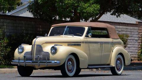 1940 Buick 40 Special for sale in La Verne, CA