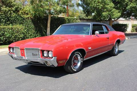 1972 Oldsmobile Cutlass for sale in La Verne, CA