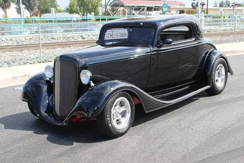 1934 Chevrolet Street Rod for sale at American Classic Cars in La Verne CA