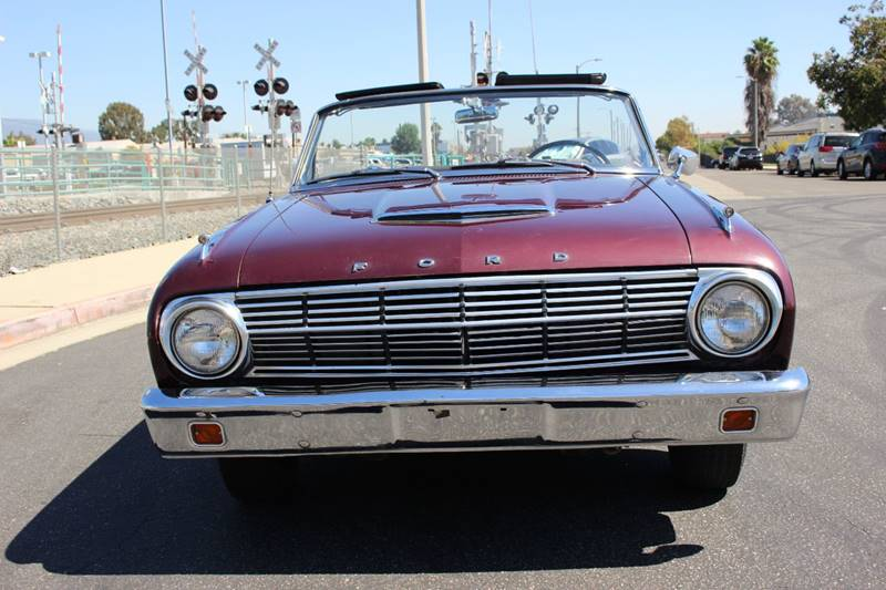 1963 Ford Falcon Futura In La Verne CA - American Classic Cars